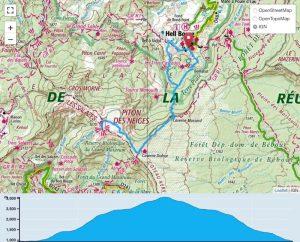 TP Parcours Piton des Neiges depuis Hell-Bourg Trail Péi