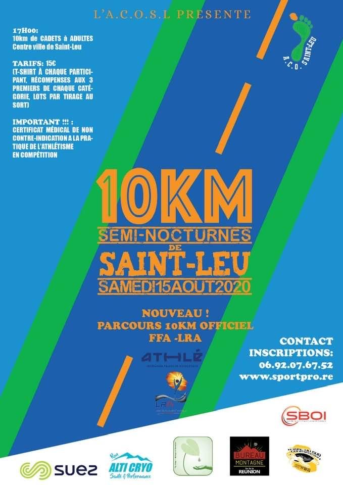 Affiche-10km-nocturne-Saint-Leu-2020