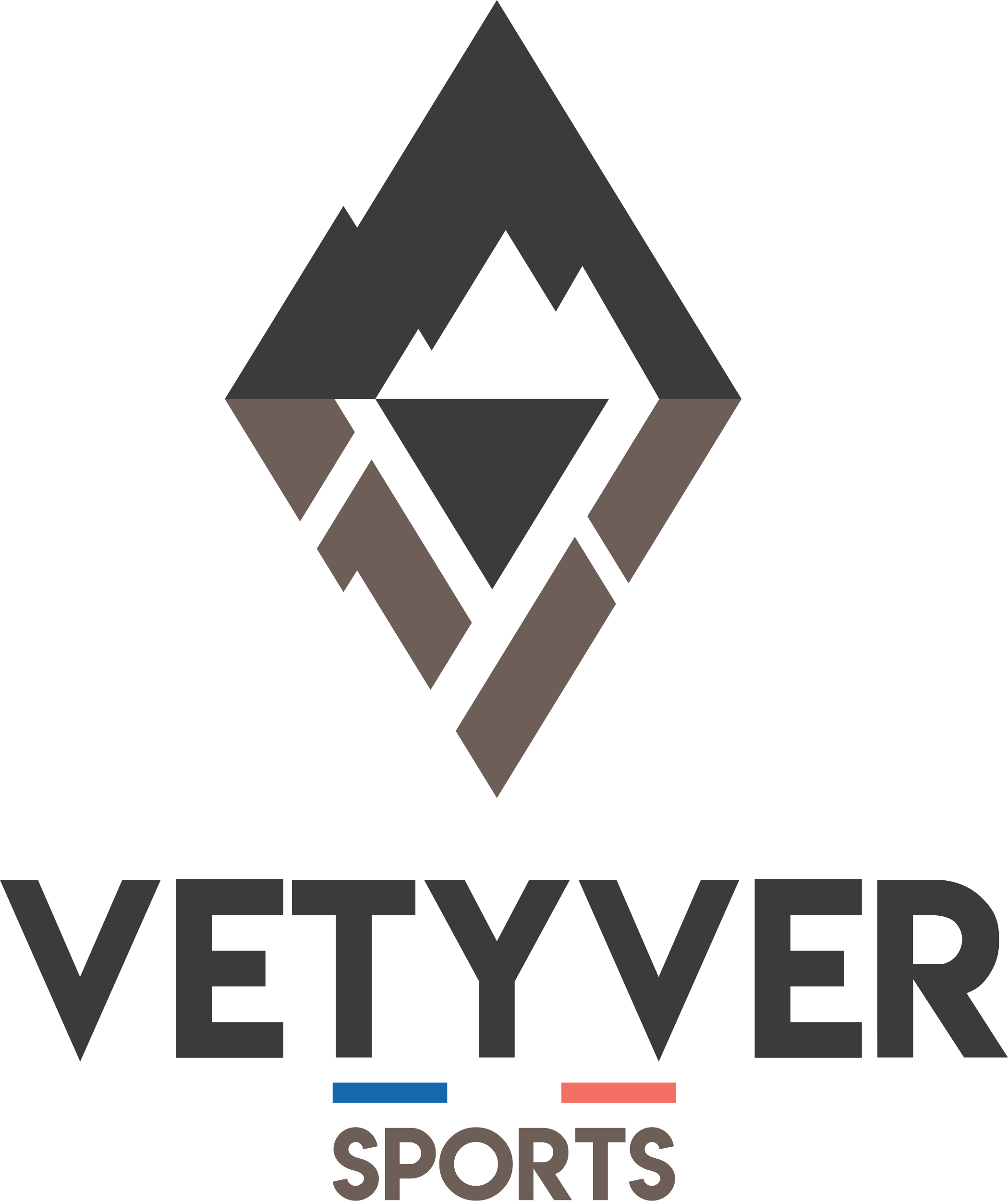 logo VETYVER Sports - fond blanc