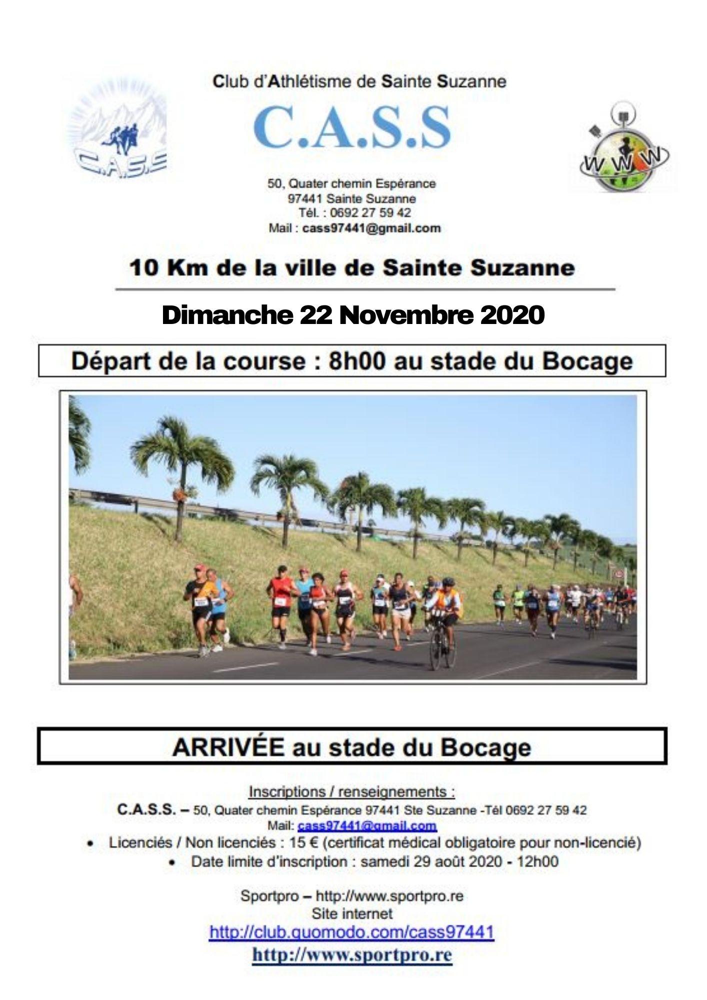 Affiche-10k-Saint-Suzanne-2020