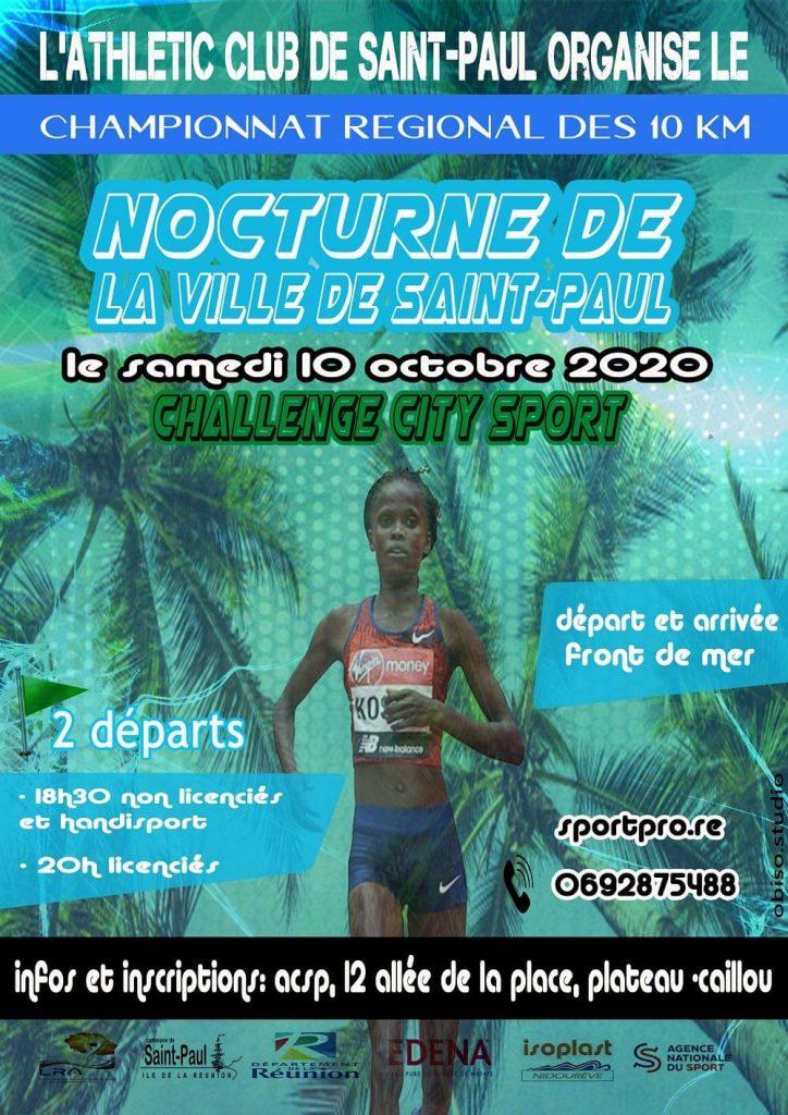 Affiche-10km-nocturnes-Saint-Paul-2020