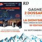 Jeu-concours Trail Urbain de Saint-Denis 2020