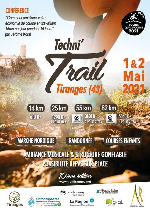 Calendrier Trail Rhone Alpes 2021 Techni Trail Tiranges 2021 | Trail Péi