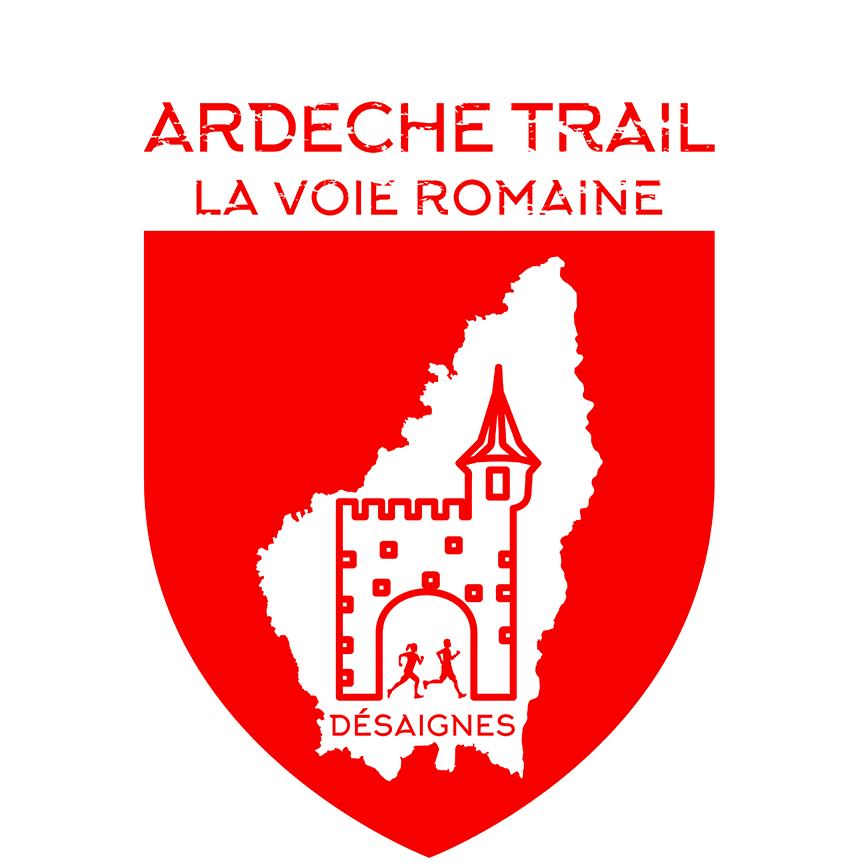 Logo-Ardèche Trail La Voie Romaine