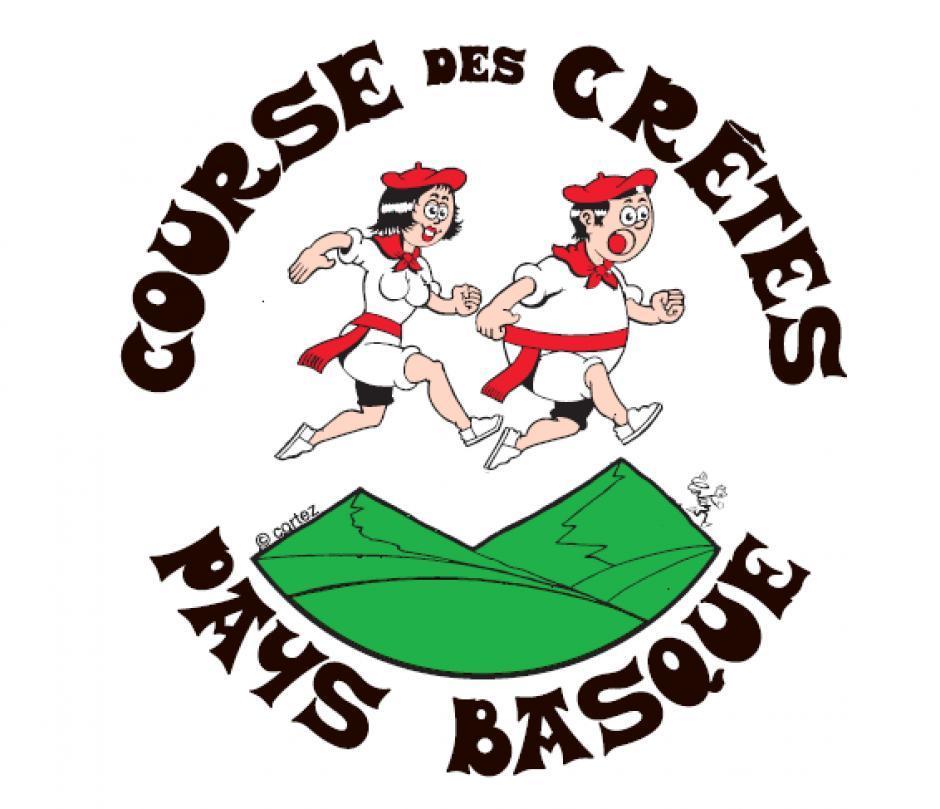 Logo-Course des Crêtes du Pays Basque