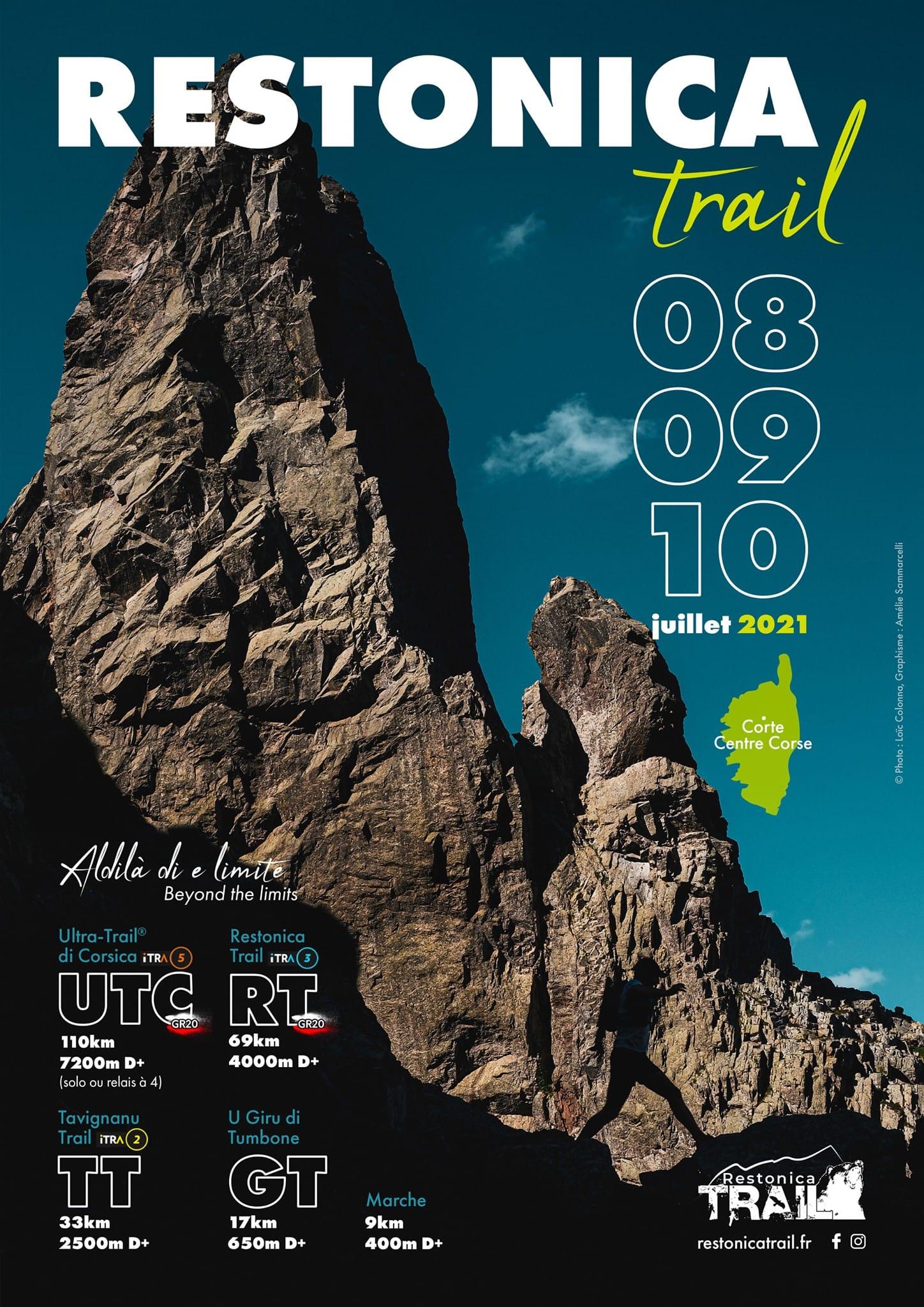 Restonica Trail 2021 | Trail Péi
