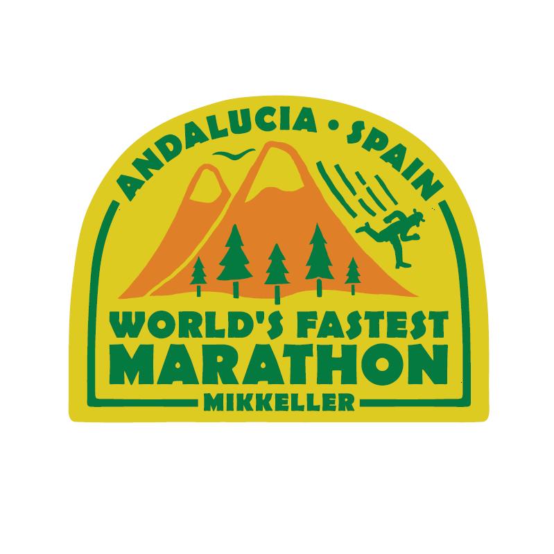 Logo-World's Fastest Marathon