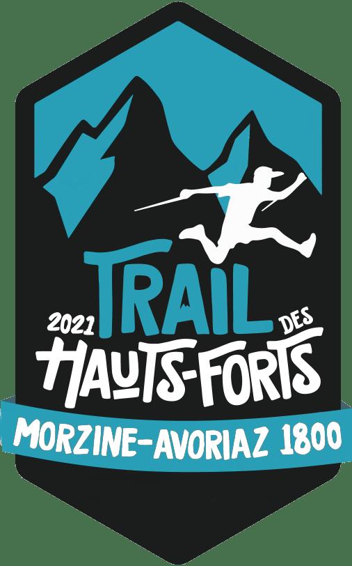 Logo-Trail des Hauts Forts 2021