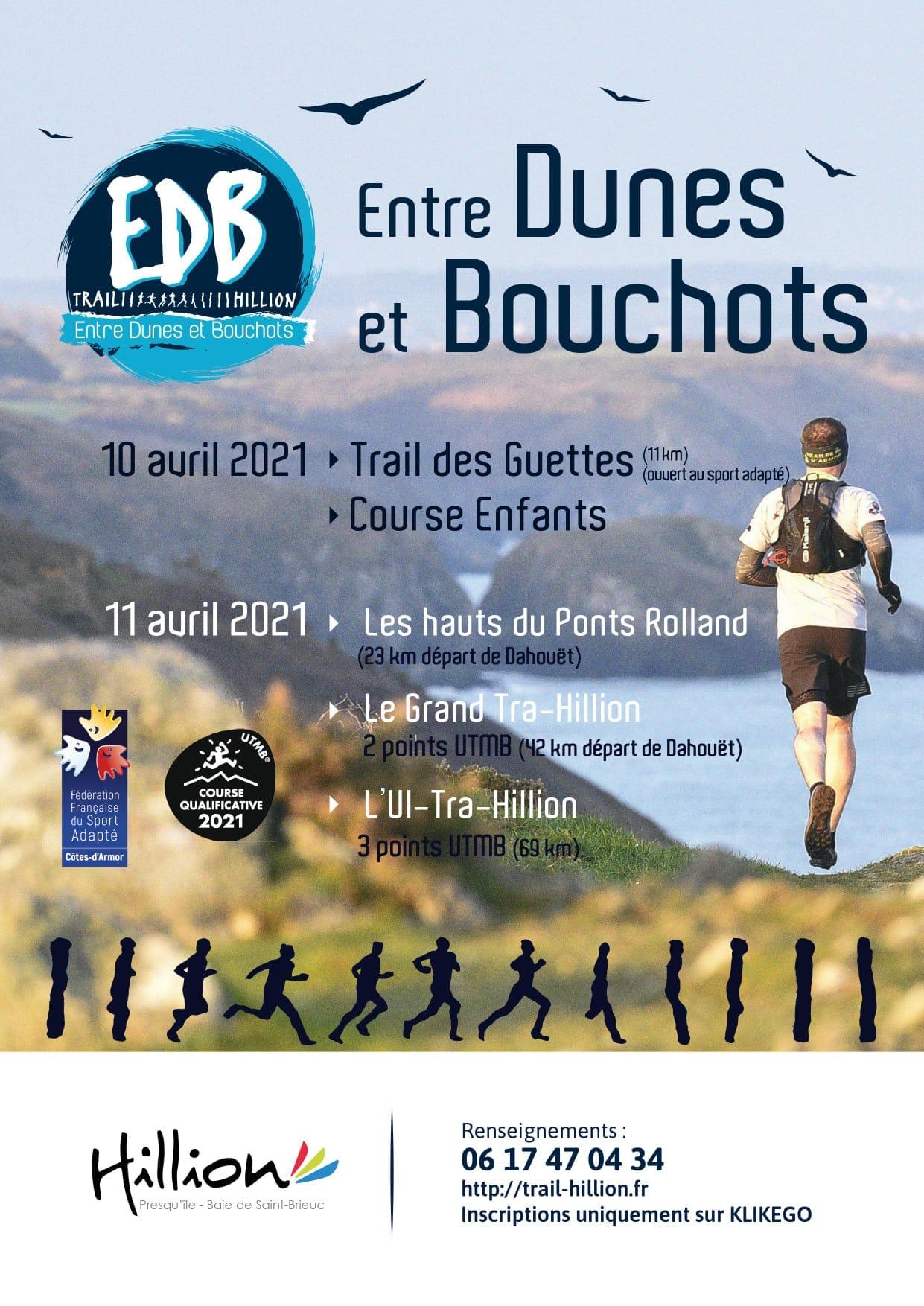 Affiche-Entre Dunes et Bouchots 2021