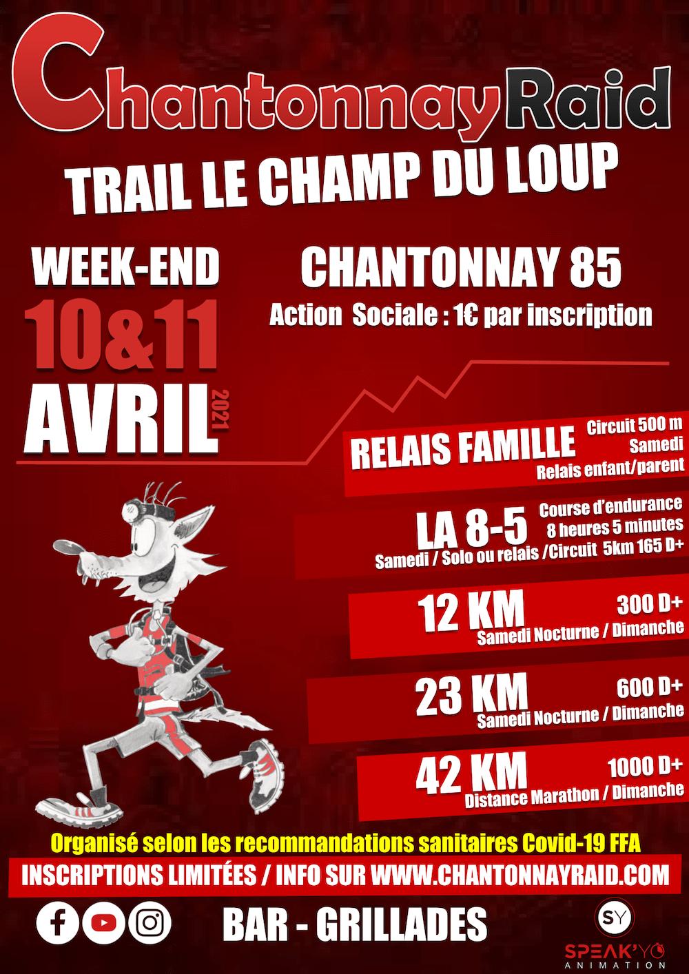 Affiche-Trail le Champ du Loup 2021