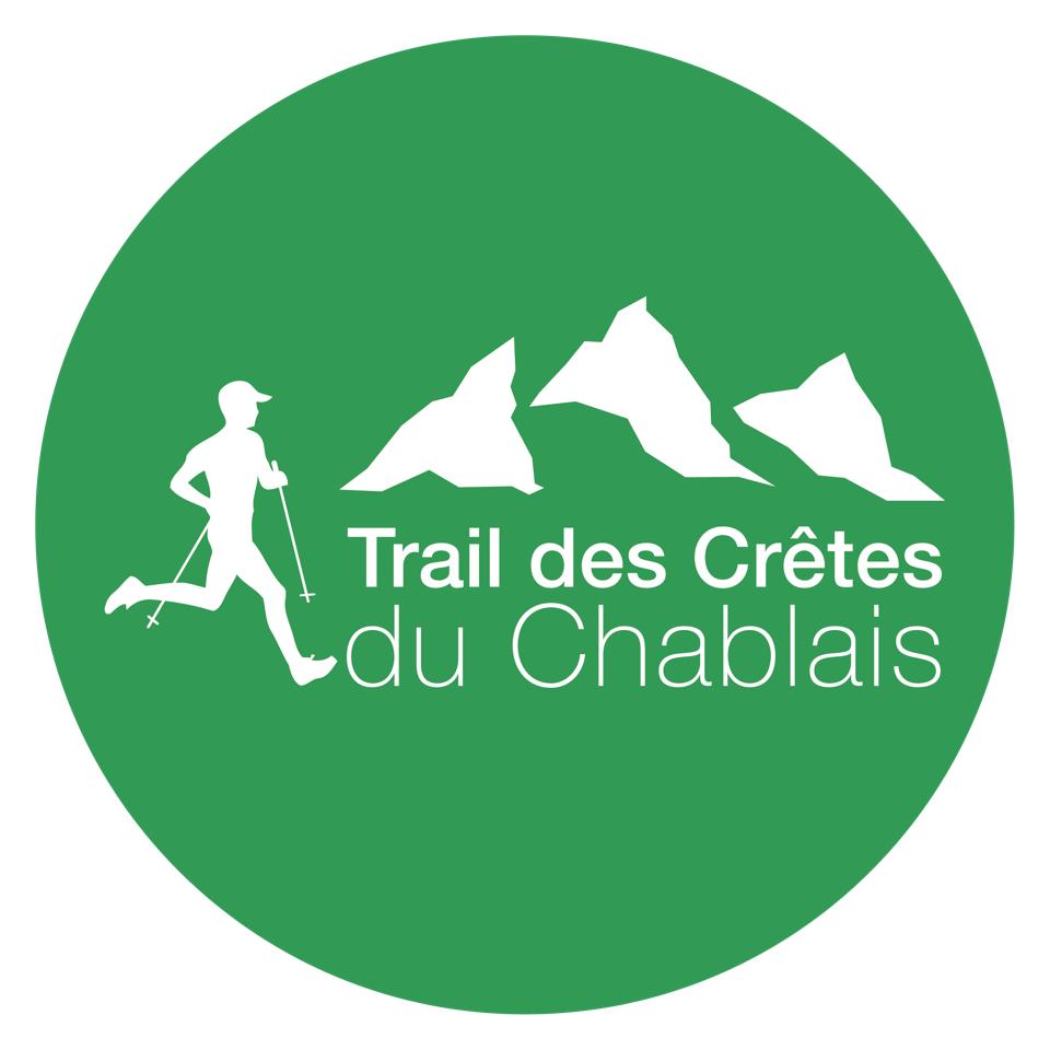 Logo-Trail des Crêtes du Chablais