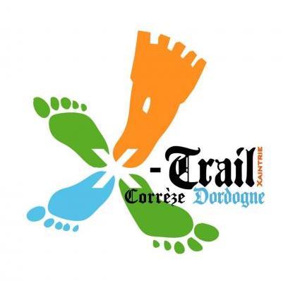 Logo-X Trail Corrèze Dordogne