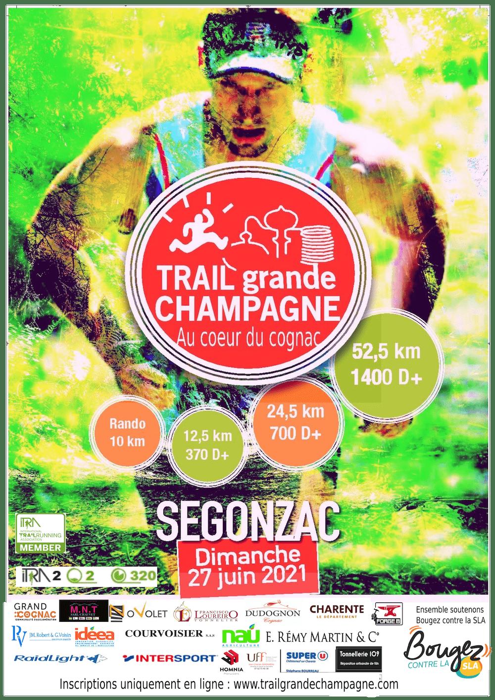 Affiche-Trail de la Grande Champagne 2021