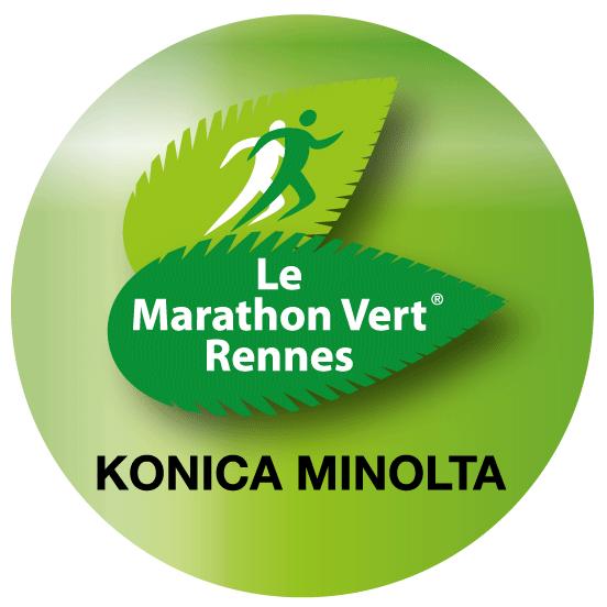 Logo-Marathon Vert de Rennes