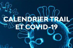 Calendrier trail et Covid-19