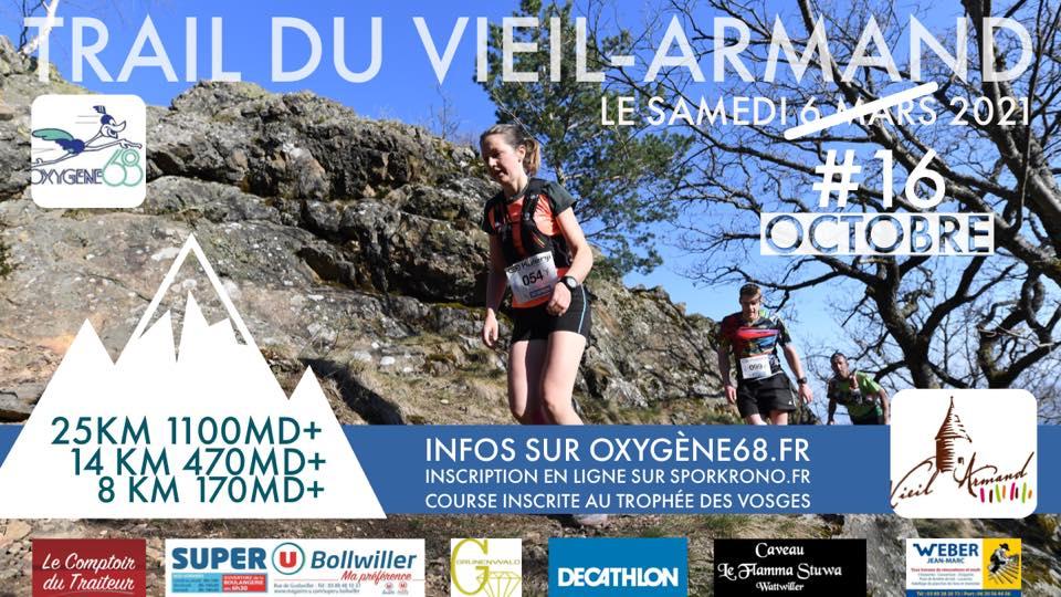 Trail du Vieil Armand 2021