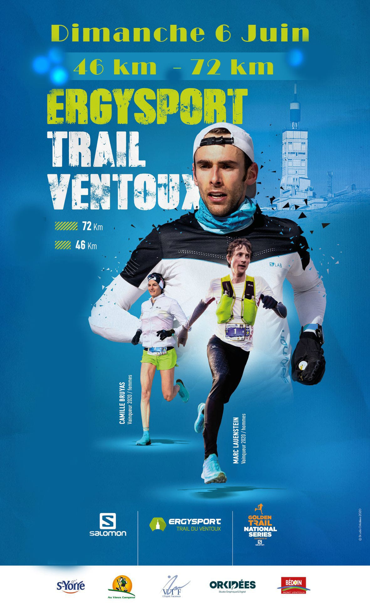 Ergysport Trail du Ventoux 2021