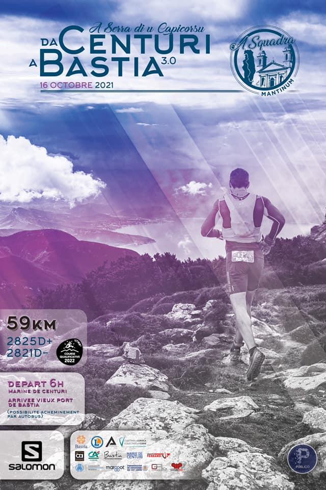 Affiche A Serra di u Capicorsu 2021