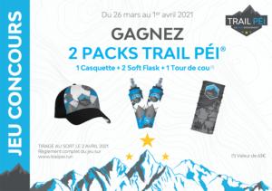 Jeu-concours Pack Trail Péi