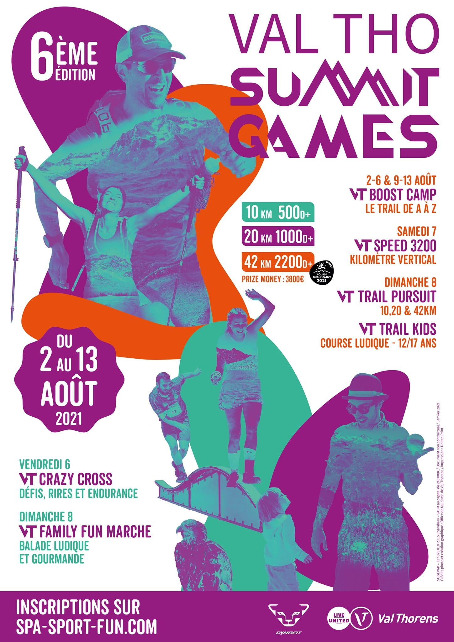 Affiche-Val Tho Summit Games 2021