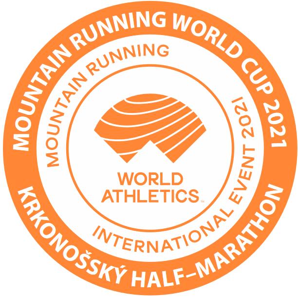 Logo-Krkonošský Half-Marathon 2021