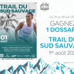 Jeu-concours Trail du Sud Sauvage 2021