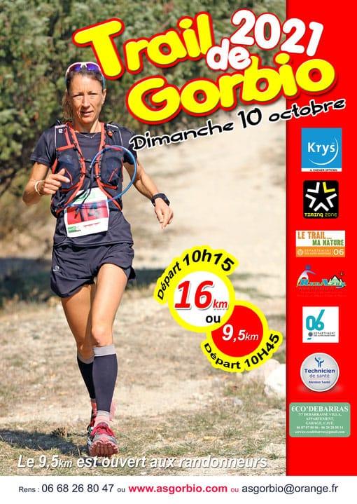 Affiche-Trail de Gorbio 2021