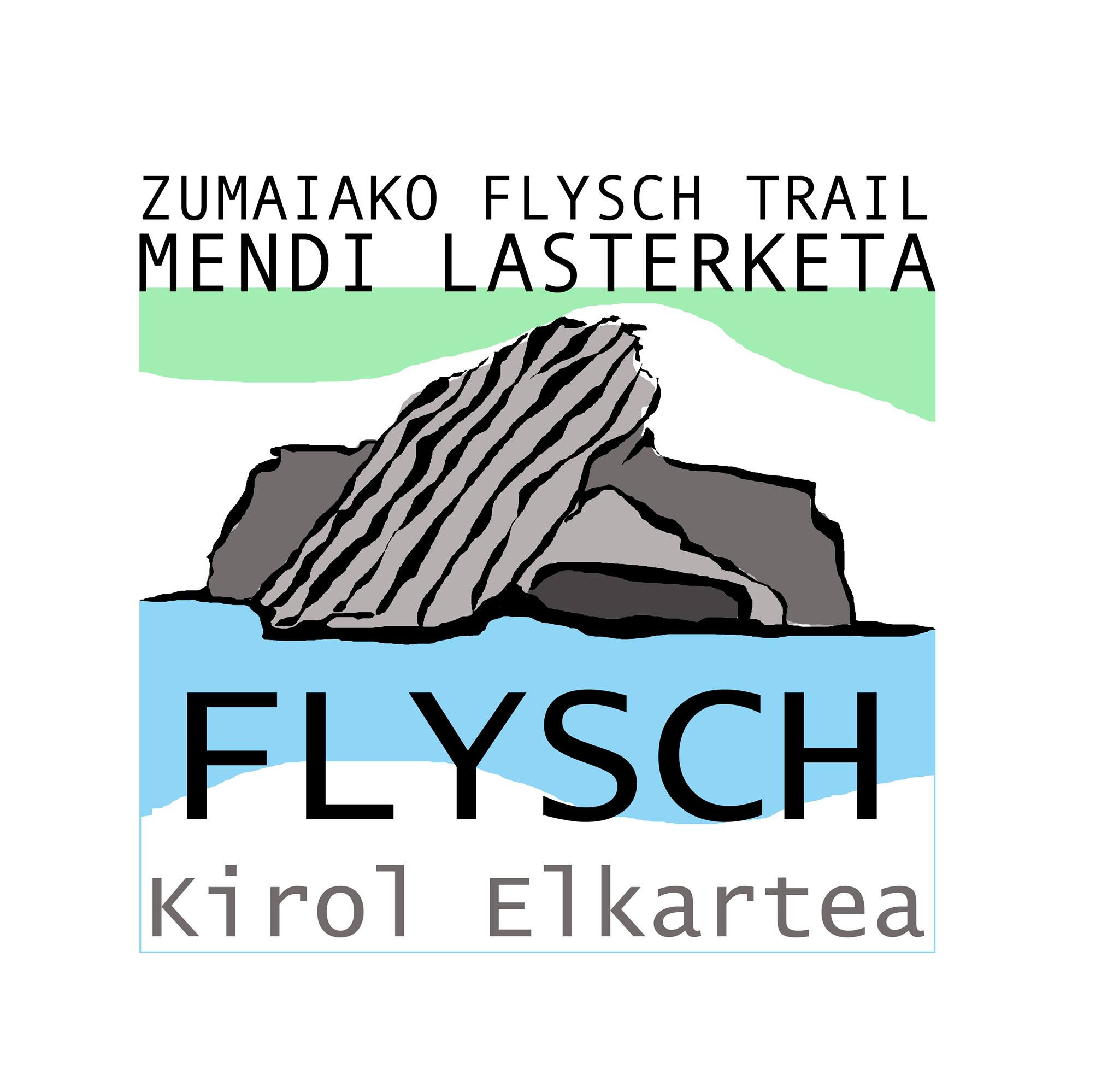 Logo-Zumaia Flysch Trail