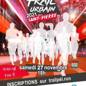 Trail Urbain de Saint-Pierre 2021
